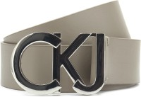 Calvin Klein Women Beige Metal Belt