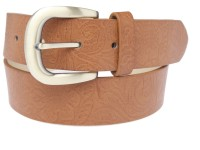 Vero Moda Women Brown Artificial Leather Belt