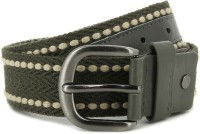 Fastrack Men Green Belt