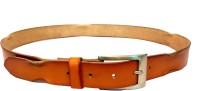 Skyforest Women Party Tan Genuine Leather Belt