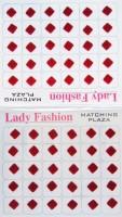 Lady Fashion LBIN0101 Forehead Maroon Bindis(Stick On) - Price 119 33 % Off