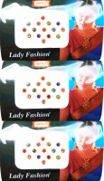 Lady Fashion Amarpali Collection 1912201607 Forehead Multicolor Bindis(Stone) - Price 148 58 % Off