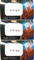 Lady Fashion Amarpali Crystals 2012201602 Forehead White Bindis(Kundan) - Price 148 65 % Off