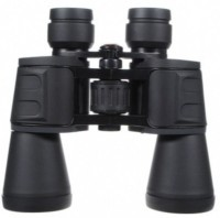 Protos 10X Black Binoculars(50 mm, Black)