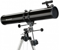 Celestron Telescope Powerseeker 114 EQ  Binoculars(269 x, Black)