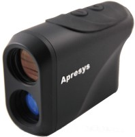 APRESYS Laser range finder Powerline 660 Monocular(24 mm , Black)
