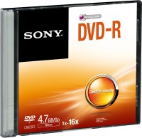 Sony DVD Recordable JEWEL CASE 4.7 GB