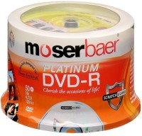 Moserbaer DVD Recordable 4.7 GB