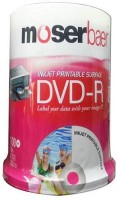 Moserbaer DVD Rewritable Cake Box 4.7 GB