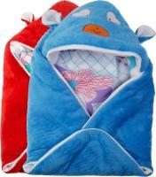 Utc Garments Cartoon Single Blanket(Microfiber, Light Blue, Red, White)