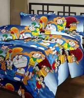Firstchoice Cartoon Single Coral Blanket(Poly Cotton, Multicolor)