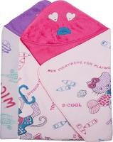 Utc Garments Cartoon Single Blanket(Microfiber, Purple, Red, White, Pink)