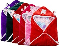 Utc Garments Cartoon Single Blanket(Microfiber, Red, Pink, Dark Green, White)