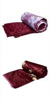 Chelsi Embroidered Double Comforter(Microfiber, Multicolor)