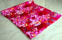 Urban Arts Floral Double Blanket(Polyester, Multicolor)