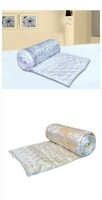 chelsi Printed Double Comforter(Microfiber, Multicolor)