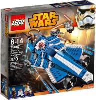 Lego Anakin?s Custom Jedi Starfighter(Multicolor)