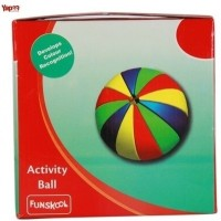 Funskool Activity Ball(Multicolor)