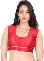 Sreevarus Round Neck Women's Stitched Blouse
