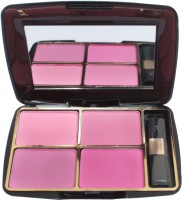 BR Blusher Kit 02(Shades of Pink 02) - Price 145 58 % Off