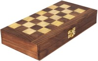 Store Indya Wooden Magnetic Chess Strategy & War Games Board Game