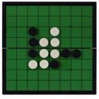 IQ Toys Magnetic Reversi 975'' Board Game