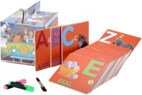 IMAGE LABELS PVT LTD A to z Alphoss... Educational Board Games Board Game