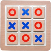 RK Toys Tic-Tac-Toe Party & Fun Games Board Game