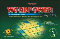 Playmates Toys Word Power Premium Word Games Board Game