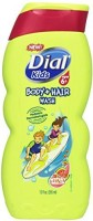 Dial Kids Watery Melon Scent Body & Hair Wash(355 ml)