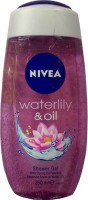 Nivea Water Lily and Oil Shower Gel(250 ml)