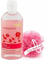BodyHerbals Romance, Rose Shower Gel With Skin Conditioners (200ml)(200 ml)