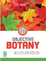Objective Botany : Includes MCQ's and PMT's of 2017(English, Paperback, MTG Editorial Board)