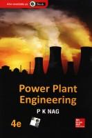 Power Plant Engineering 4th Edition(English, Paperback, P K Nag)