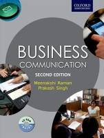 Business Communication (With CD) 2nd Edition(English, Paperback, Meenakshi Raman)