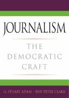 JOURNALISM (Academic Books) Edition(English, Paperback, Clark)
