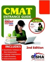 CMAT Entrance Guide with Mock Test CD 2nd Edition(English, Paperback, Disha Experts)