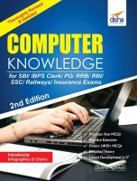 Computer Knowledge for SBI/ IBPS Clerk/ PO/ RRB/ RBI/ SSC/ Railways/ Insurance Exams 2nd Edition(English, Paperback, Shikha Agarwal)