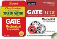 GATE Mechanical Engineering Guide and Solved Papers (Set of 2 Books) 1st Edition(English, Paperback, Arihant Experts)