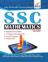 SSC Mathematics Guide(English, Paperback, Disha Experts)