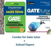 GATE Electronics & Communication Engineering Guide and Solved Papers (Set of 2 Books) 1st Edition(English, Paperback, Arihant Experts)