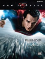 Man of Steel -- Sheet Music Selections from the Original Motion Picture Soundtrack: Piano Solos(English, Paperback, Hans Zimmer)