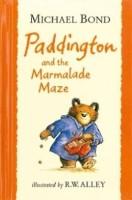 CNVL - PADDINGTON AND THE MARMALADE MAZE(English, Hardcover, Bond, Michael)
