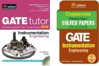 GATE Instrumentation Engineering Guide and Solved Papers (Set of 2 Books) 1st Edition(English, Paperback, Arihant Experts)