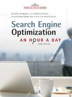 Search Engine Optimization An Hour A Day 3/e PB(English, Paperback, Jennifer Grappone, Danny Sullivan, Couzin Gradiva)