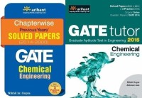 GATE Chemical Engineering Guide and Solved Papers (Set of 2 Books) 1st Edition(English, Paperback, Arihant Experts)