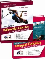 Differential Calculus / Integral Calculus for JEE Main & Advanced (Set of 2 Books) 2nd Edition(English, Paperback, Deepak Agarwal, Deepak Agarwal)