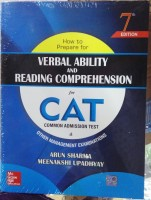 How to Prepare for Verbal Ability and Reading Comprehension for CAT(English, Paperback, Arun Sharma, Meenakshi Upadhyay)