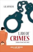Law of Crimes(English, Paperback, Dr. S.R. Myneni)
