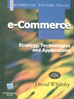 E-COMMERCE: STRATEGY, TECHNOLOGIES AND APPLICATIONS 1st Edition(English, Paperback, WHITELEY)